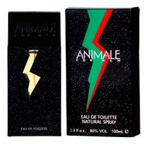 Perfume Animale For Men 100ml Made In Usa Original Lacrado.