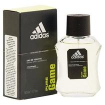 Perfume Adidas 50ml+desodorante Aero 150 Pure Game Masculino