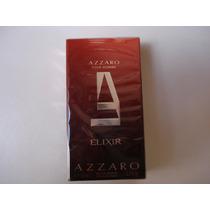 Perfume Azzaro Elixir 50ml Original Lacrado
