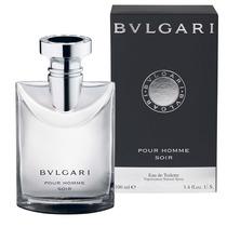 Perfume Bvlgari Pour Homme Soir Edt Masculino 100ml Original