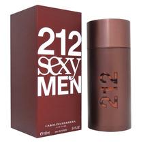 Carolina Herrera Ch 212 Sexy Men Decant Amostra 5ml Original