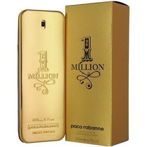 One Million 200ml - Paco Rabanne Original Lacrado