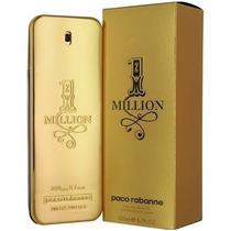 One Million 200ml - Paco Rabanne Original Lacrado