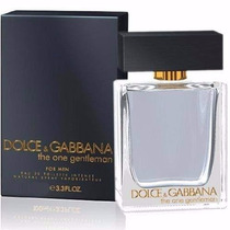 Perfume Dolce & Gabbana The One Gentleman Masculino 50ml