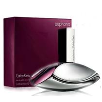 Perfume Ck Euphoria Feminino Edp - 100ml Original E Lacrado
