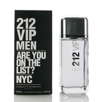 Perfume 212 Men 200ml ** 100% Original **.