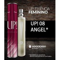 Perfume Importado Feminino Up! Essência Angel 50ml
