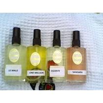 Perfumes Contratipos Masculinos E Femininos - 65 Ml $10,99.