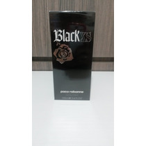 Perfume Black Xs Masculino Paco Rabanne 100ml Original