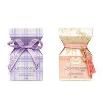 Kit Deo Colônia Giovanna Baby Lilac E Peach De 50ml Cada