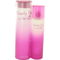 Perfume Simply Pink By Pink Sugar Aquolina 100ml Edt - Novo