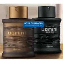 Kit: 2 Perfumes Boticario Uomini: Classico + Black, Oferta
