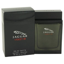 Perfume Jaguar Vision Iii Men Edt - 100ml - Original