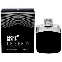 Perfume Mont Blanc Legend 100ml Masculino Edt Frete Grátis.