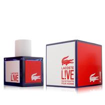 Perfume Lacoste Live 100ml Masculino 100% Original
