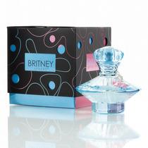 Curious Britney Spears Feminino 100ml Edp Perfume - Original