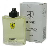 Perfume Ferrari Red 125 Ml - T E S T E R - Original