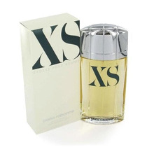 Perfume Xs - Excess Pour Homme 100 Ml - Original