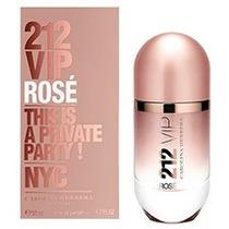 Perfume Carolina 212 Vip Rose Fem 80ml