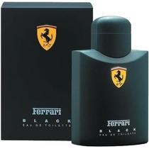 Kit Com 02 Perfumes 01 Ferrari Black + 01 Ferrari Red 125ml.