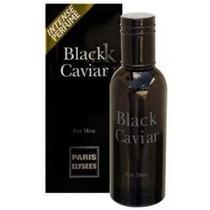 Perfume Black Caviar Masculino Paris Elysees