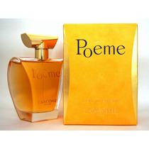 Perfume Poême Lancôme Feminino Edp 100ml Original Lacrado