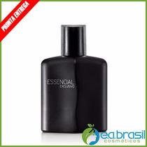Deo Parfum Essencial Exclusivo 100 Ml, Natura + Frete Gratis