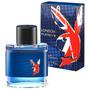 Perfume Playboy London Masculino Eau De Toilette 100 Ml