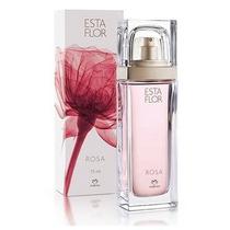 Deo Parfum Esta Flor Rosa Feminino - 75ml