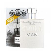 Perfume Vodka Man Paris Elisees 100ml-original