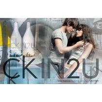 Perfume Calvin Klein Ck In 2u Edt Feminino 100ml