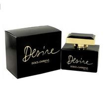 Perfume Feminino D&g The One Desire 75ml Importado Usa