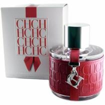 Perfume Ch Feminino Carolina Herrera Edt 100ml - Original