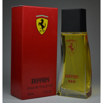 Perfume Ferrari Vermelha Red Masculino Edt 50ml Original