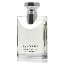 Perfume Bvlgari Extrême Pour Homme 100ml Original Tester