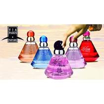 Perfume Feminino Laloa Todas Fragrâncias 100ml Via Paris Edt