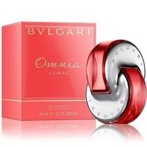 Perfume Bvlgari Omnia Coral 65ml Bulgari Coral 12x Sem Juros