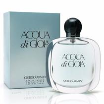 Perfume Acqua Di Gioia Eau De Parfum 100ml Feminino