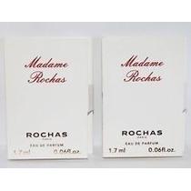 Amostra Perfume Madame Rochas Eau De Parfum 1.7ml - Original