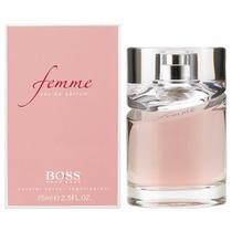 Perfume Hugo Boss Femme Feminino Edp 50ml Original