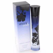 Perfume Armani Code Fem Edp 75ml - Original - Jpmm