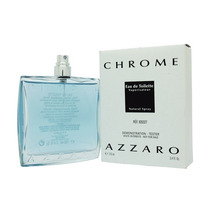 Perfume Azzaro Chrome 100 Ml Masculino (( Tester )) Original
