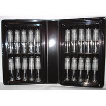 01 Estojo Demonstrador Preto Para 20 Flaconetes Spray 5ml
