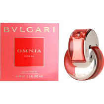Bvlgari Omnia Coral Edt Fem 65ml-original-lacrado-frete Free