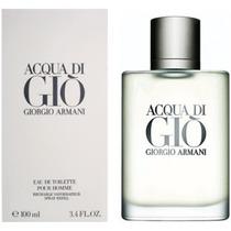Perfume Acqua Di Gio Pour Homme 100ml Edt Masculino Original