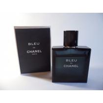Perfume Lacrado Masculino Bleu De Chanel 100ml Edt+ Brinde