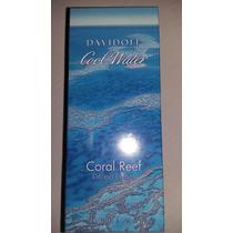 Davidoff Cool Water Coral Reef Perfume Masculino Novo 125ml
