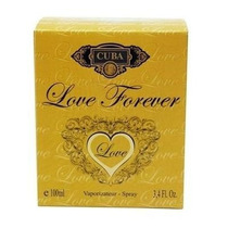 Perfume Cuba Love Forever 100ml 100% Original & Lacrado Lady