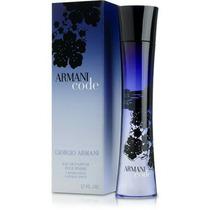 Armani Code Eau De Parfum Feminino 75ml