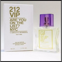 Perfume 212 Vip Nyc Feminino 50ml Barato. Pronta Entrega!